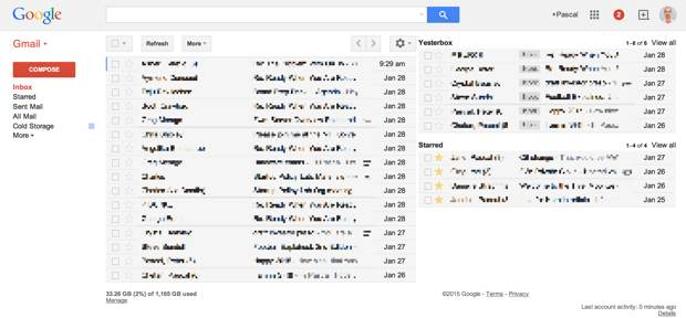 Gmail Config 1